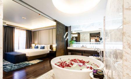 Quarto Suite Premier - Divalux Resort And Spa Bangkok - Bangkok