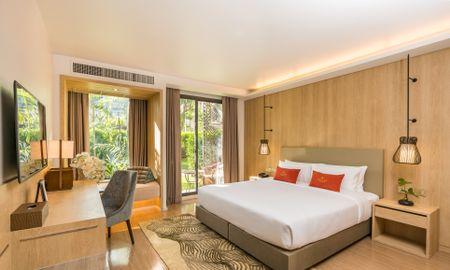 Grand Deluxe Room - Garden View - Divalux Resort And Spa Bangkok - Bangkok