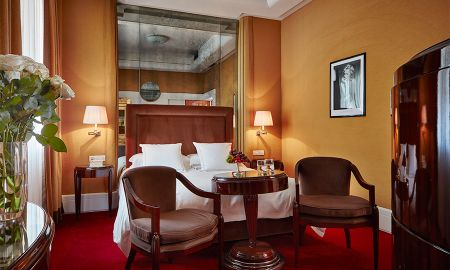 Chambre Supérieure - Hotel Lord Byron - Rome