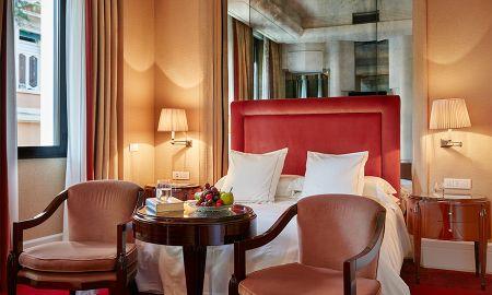 Chambre Single - Hotel Lord Byron - Rome