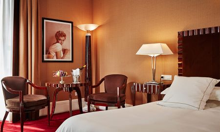 Suite Junior - Hotel Lord Byron - Rome