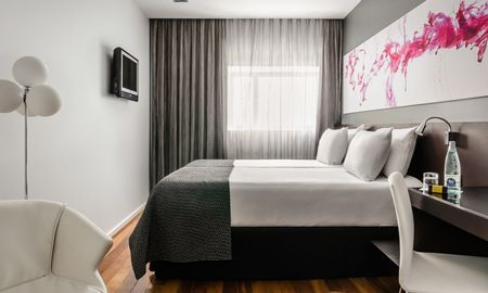 Chambre Double - Usage Individuel - Eurostars Lex - Barcelone