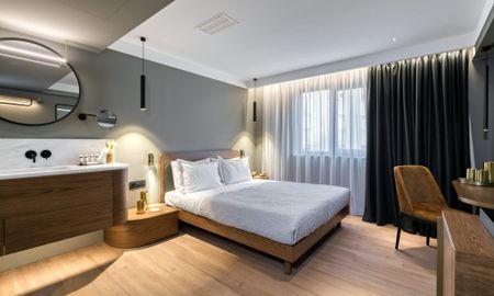 Chambre Supérieure Comfy - Blend Hotel Athens - Athènes