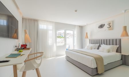 Chambre Double L - Hotel Califórnia Urban Beach - Adults Only - Algarve