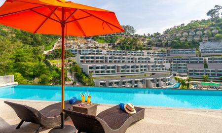 One Bedroom Suite Pool Residence - Patong Bay Hill Resort - Phuket