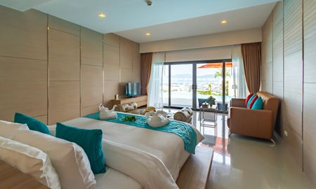 Accesso alla Suite Premier Pool - Patong Bay Hill Resort - Phuket
