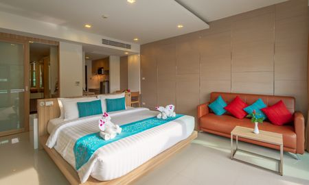 Suite Premier - Patong Bay Hill Resort - Phuket