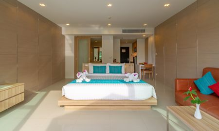 Suite Premier com Vista Mar - Patong Bay Hill Resort - Phuket