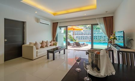 Suite Um Quarto Vista Mar - Patong Bay Hill Resort - Phuket