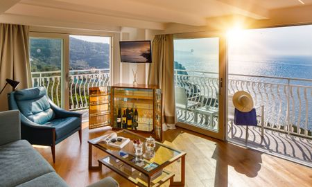 Suite Duplex - Vista Mare - Art Hotel Villa Fiorella - Sorrento