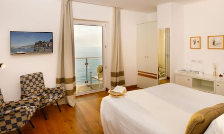 Suite Junior - Vista Mare - Art Hotel Villa Fiorella - Sorrento