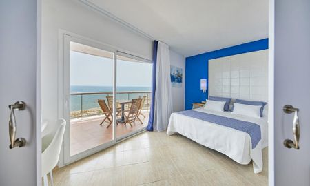 Junior Suite Blue - Meerblick - Marconfort Costa Del Sol - Malaga