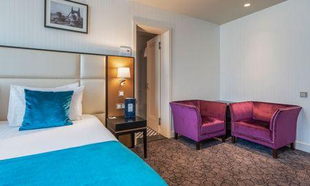 Superior Double or Twin Room - Eurostars Danube Budapest - Budapest