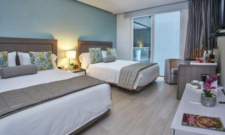 Habitación Superior Twin - 100 Luxury Suites By Preferred - Bogotá