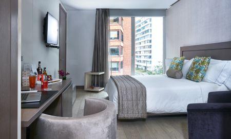 Habitación Superior - 100 Luxury Suites By Preferred - Bogotá