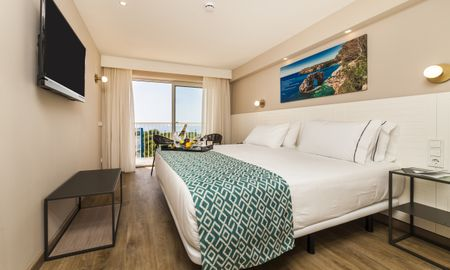 Doppelzimmer with Terrasse - Eurostars Marivent - Balearische Inseln