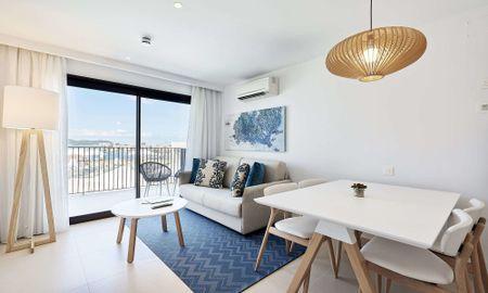 Maisonette mit Meerblick - 2 Erwachsene - Eurostars Ibiza - Balearische Inseln