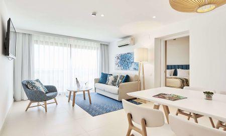 Deluxe Suite - 2 Erwachsene - Eurostars Ibiza - Balearische Inseln