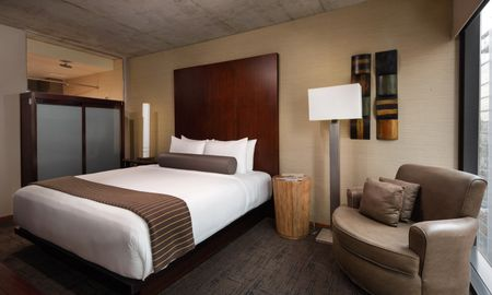 Adapted Deluxe King Room - Eurostars Magnificent Mile - Chicago