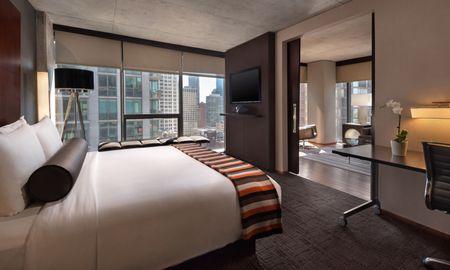 Magnificent Suite - Eurostars Magnificent Mile - Chicago