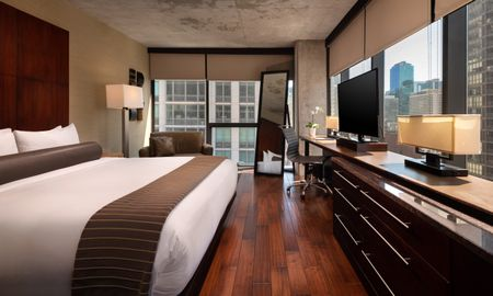 Panoramic King Room - Eurostars Magnificent Mile - Chicago