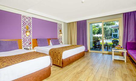 Habitación Superior Laguna - Sherwood Exclusive Kemer - Antalya