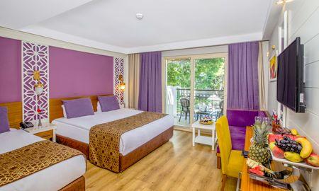 Deluxe Superior Room - Sherwood Exclusive Kemer - Antalya