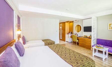 Habitación Superior Deluxe - Sherwood Exclusive Kemer - Antalya