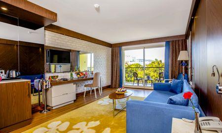 Habitación Familiar Duplex - Sherwood Exclusive Kemer - Antalya