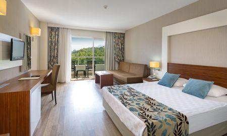 Large Zimmer - Sherwood Greenwood Resorts - Antalya