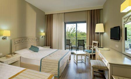 Bungalow Zimmer - Sherwood Greenwood Resorts - Antalya
