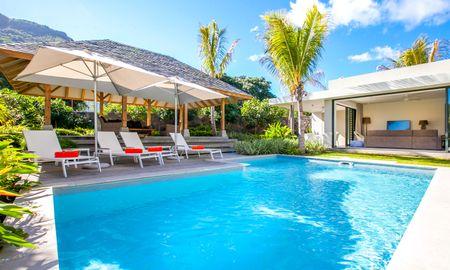 Deluxe Villa - Marguery Exclusive Villas - Conciergery & Resort - Mauritius
