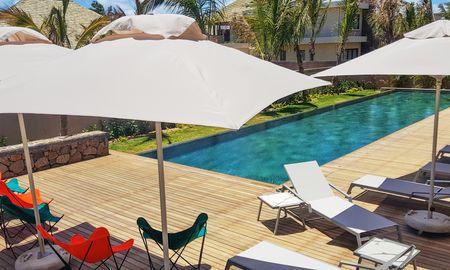 Einem Schlafzimmer Junior Suite - Mythic Suites & Villas - Conciergery & Resort - Mauritius