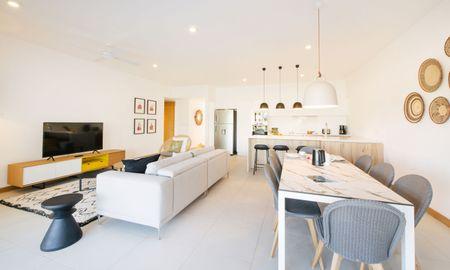 Zwei Schlafzimmer Junior Suite - Mythic Suites & Villas - Conciergery & Resort - Mauritius