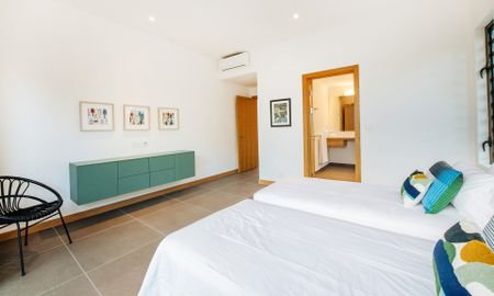 Drei Schlafzimmer Junior Suite - Mythic Suites & Villas - Conciergery & Resort - Mauritius