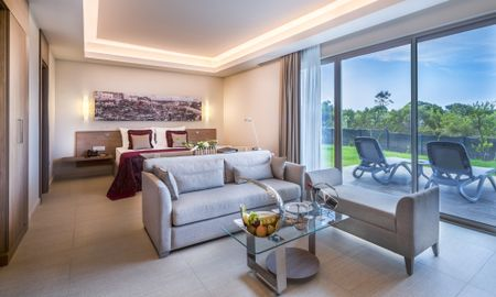 Suite Familiar Jardín - Concorde Luxury Resort & Casino - Bafra