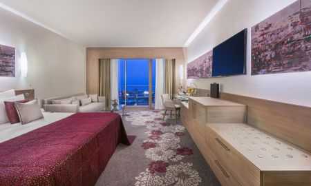 Standard Deluxe Sea View Room - Concorde Luxury Resort & Casino - Bafra