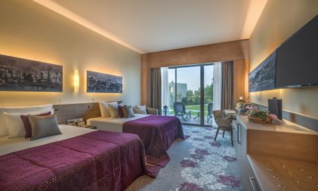 Standard Deluxe Garden View Room - Concorde Luxury Resort & Casino - Bafra