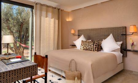 Домик с 2 спальнями - Oasis Lodges - Marrakech