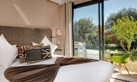 Домик с 3 спальнями - Oasis Lodges - Marrakech