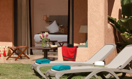 Полулюкс Лодж - Oasis Lodges - Marrakech