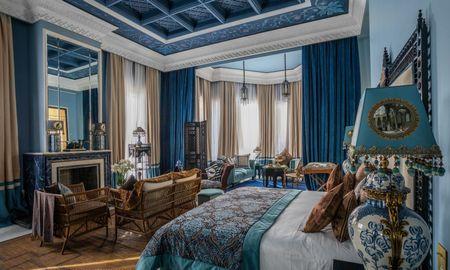 Suite - Palais Ronsard Relais & Chateaux - Adults Only - Marrakesch