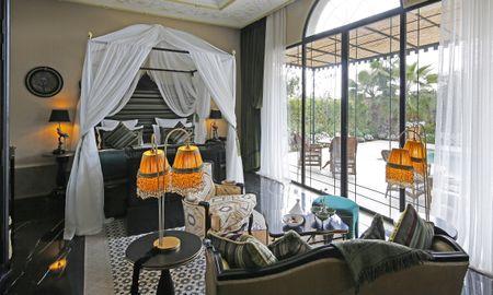 Pavillon - Palais Ronsard Relais & Chateaux - Adults Only - Marrakesch