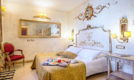 Quarto Standard - Hotel Veneto Palace - Roma