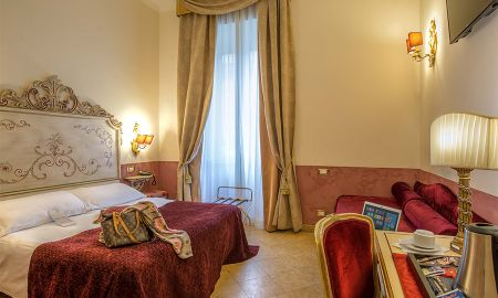 Camera Superior - Hotel Veneto Palace - Roma