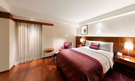 Corner Suite - Free WiFi - The LaLiT New Delhi - Delhi