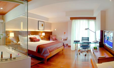 Chambre King Executive Club - Wifi gratuit - The LaLiT New Delhi - Delhi