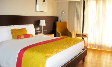 Chambre Twin Deluxe - The LaLiT New Delhi - Delhi
