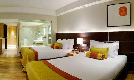 Chambre King Deluxe - The LaLiT New Delhi - Delhi