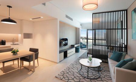 Apartamento Deluxe Un Dormitorio - Millennium Montrose Executive Apartments Dubai - Dubai